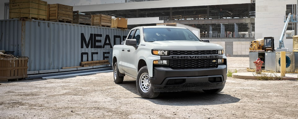 Chevrolet Silverado 2020 camioneta pick up